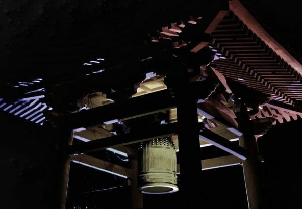 ゲリラライティング_鐘楼堂