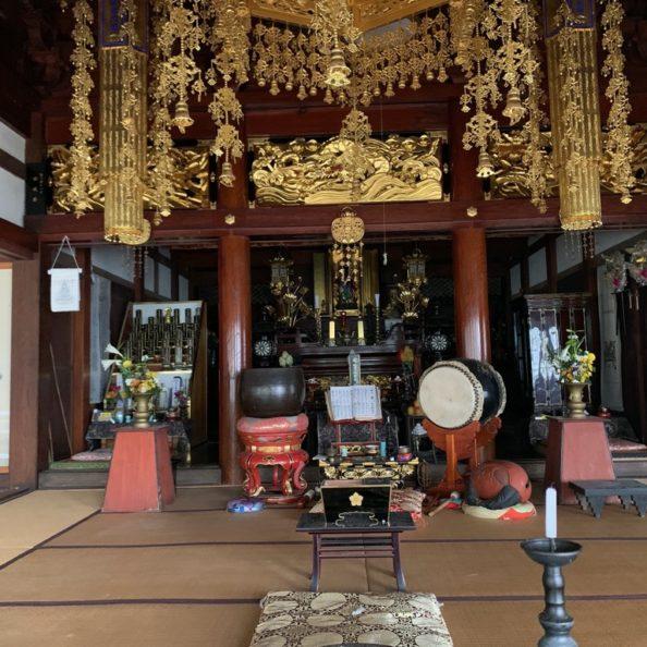 文盛山真禅寺