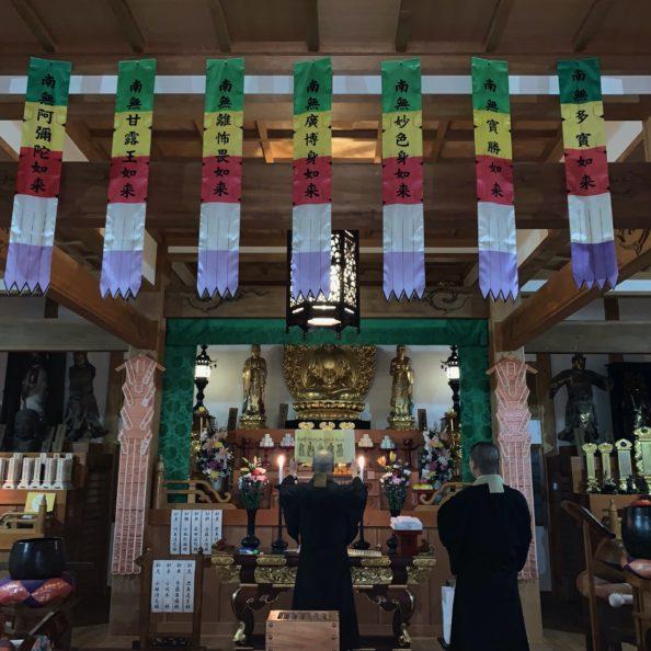 宝林寺 除夜の鐘