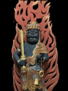 宝林寺不動明王
