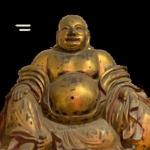 宝林寺布袋像