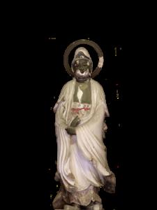 宝林寺白衣観音像
