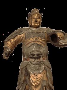 宝林寺緊那羅像