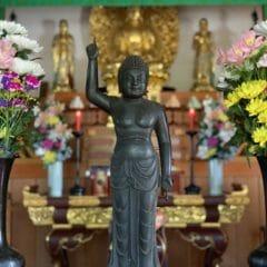 宝林寺誕生仏