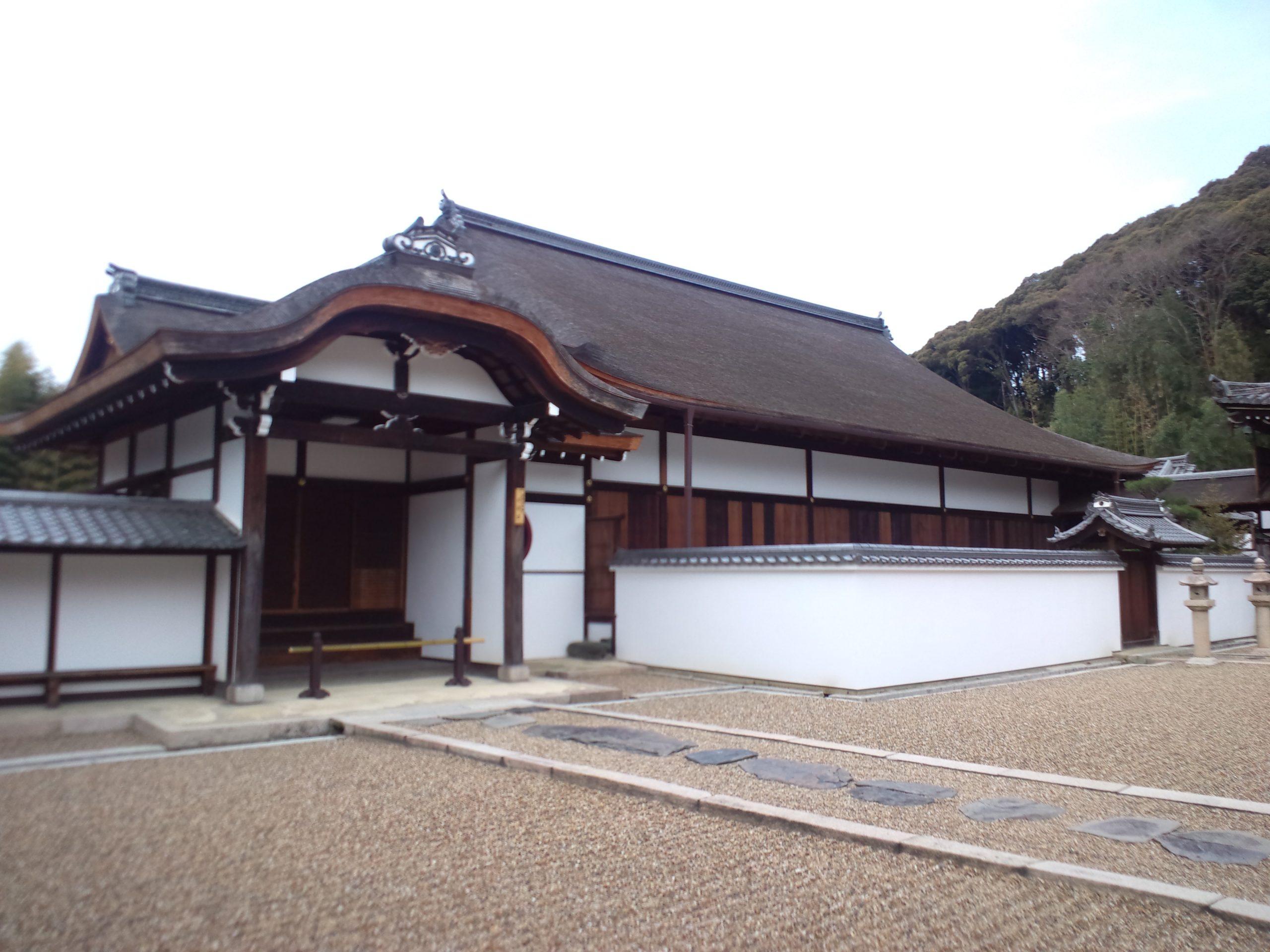 黄檗山萬福寺松隠堂
