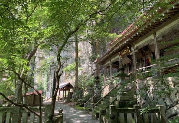 黒瀧山不動寺 不動堂