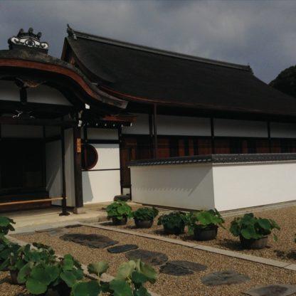 萬寿山聖福寺松隠堂